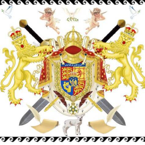 ™Eternity's Quill Before the Sword.yv in partnership with the Holy Spirit © all rights reserved Official Crest -Eblem -Icon and Coat of Arm's