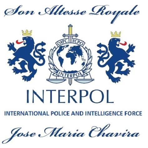 INTERPOL Son Altesse Royale Jose Maria Chavira MS Adagio 1st Dominus dominorum est et rex regum et reginarum