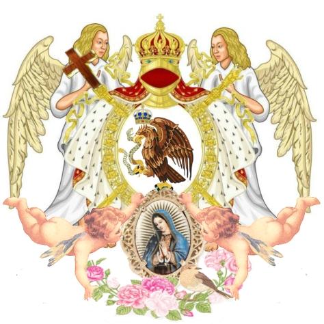 JPG La Corona Mexicana ™(LCM) Su Altesa Royal Principe Jose Maria Chavira M.S. Adagio 1 Dominus dominorum est et rex regum et reginarum Aga Khan V