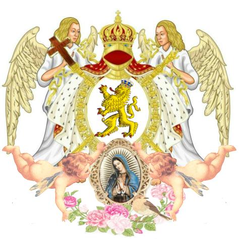 La Corounne Mondes Versaille France Son Altesse Royale Jose Maria Chavira MS Adagio 1st