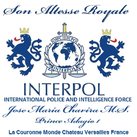 ™Angelcraft Crown Global Security Corporation Greetings and well wishes from INTERPOL International Police and Intelligence Force