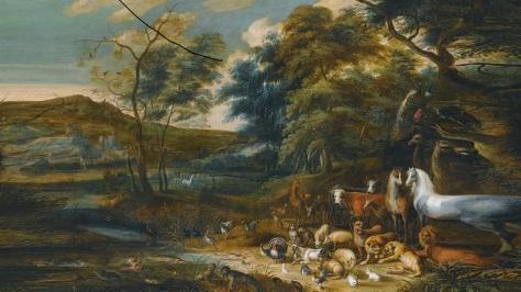 1600-x-900-adagio-1st-la-renaissance-de-jesus-christ-corporation-isaac-van-oosten-painting-ca-1700-ad-the-garden-of-eden-time-and-space-art-rendering-by-jc-angelcraft